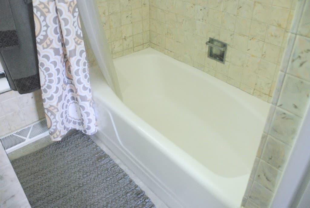 How to Glaze a Tub