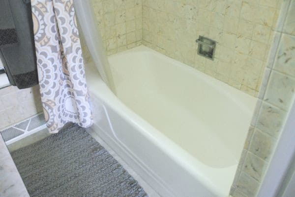 How to Glaze Tub with New Top Coat