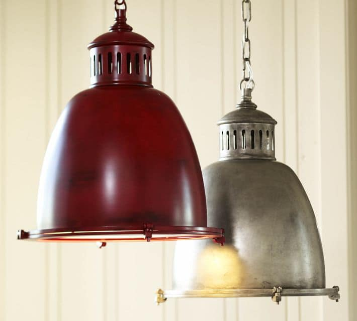 Industrial Light Fixture Barn: DIY Industrial Pendant Light