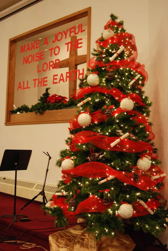Make a Joyful Noise to the LORD!