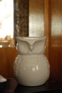 Owl Scentsy Warmer