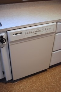 Switching out an Old Dishwasher