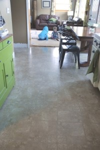 Kitchen Flooring Updates