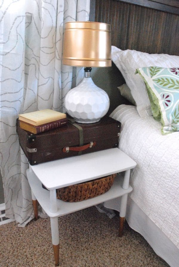 How to Make a Popcorn Tin Lampshade