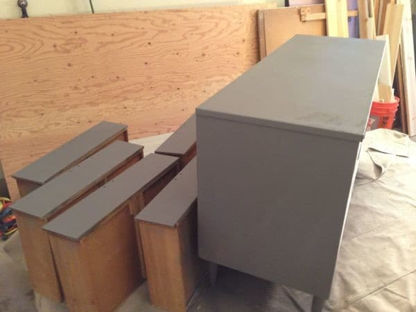 How to Prime and Paint Furniture