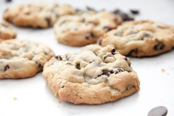 Soft Chocolate Chip Cookie Recipe