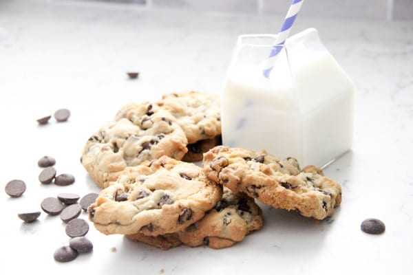 Original Chewy Chocolate Chip Cookies