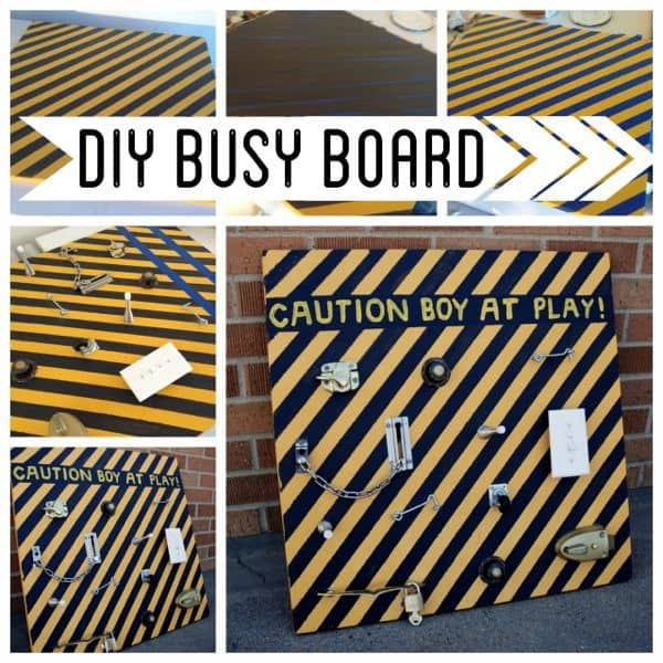 DIY Busy Board