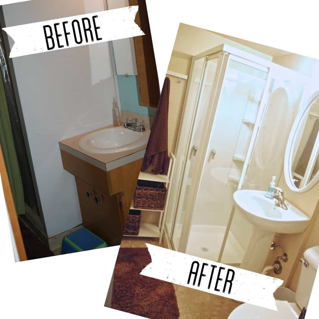 Basement Tub: Our Basement Bathroom Reno