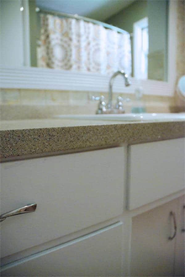 Rustoleum Countertop Paint Smell : All together this project cost me under $10 for the spray paint and ...