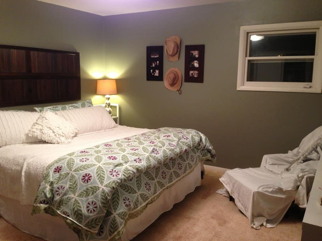 The Evolution Of Our Bedroom
