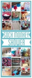 The Sock Monkey Shower
