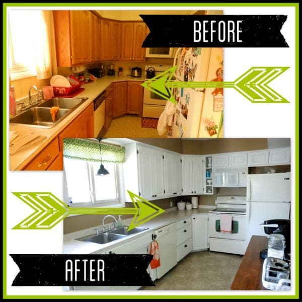 how to flip a house kitchen - How To Flip Furniture