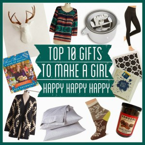 Gifts to Make a Girl Happy