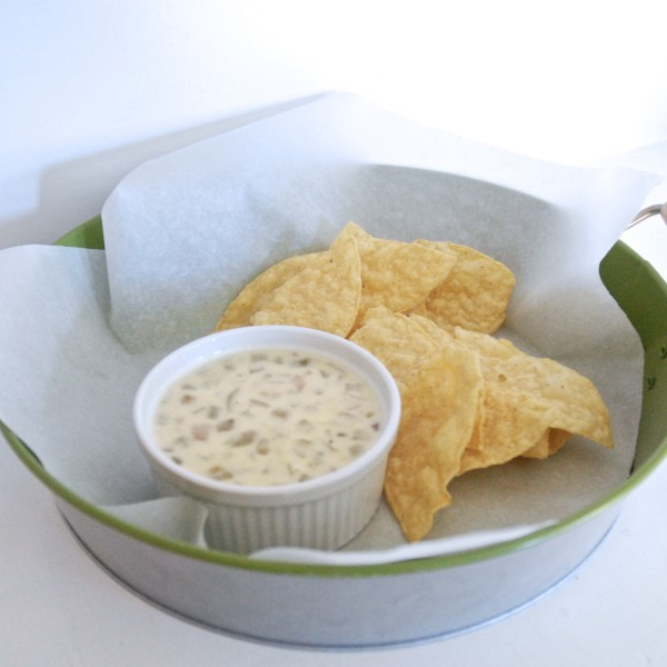 Restaurant Style Queso Recipe