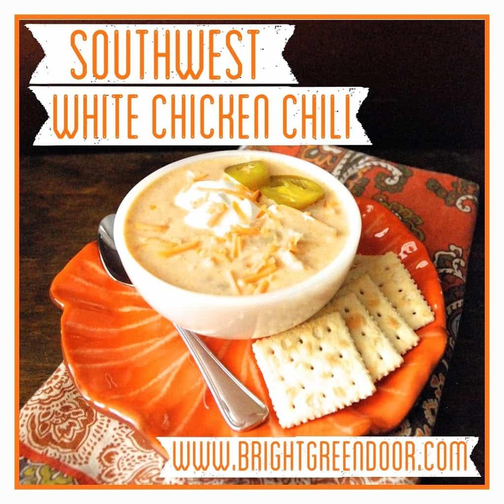 DSC 0360 Southwest White Chicken Chili