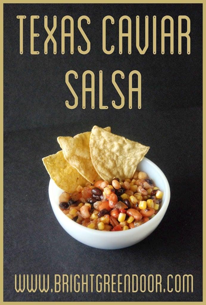 Texas Caviar Salsa