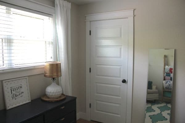 Five Panel Closet Door