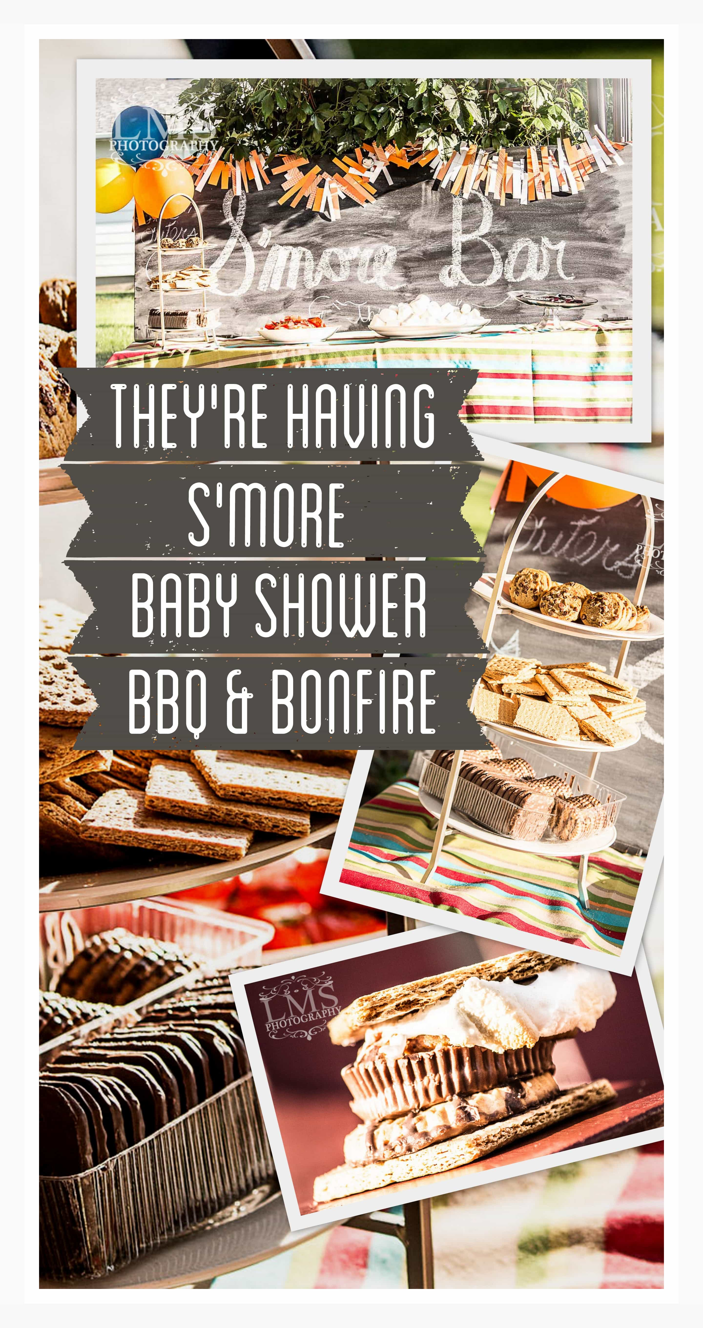 S'More Baby Shower