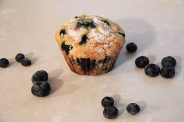 Best Ever Blueberry Muffins - 16
