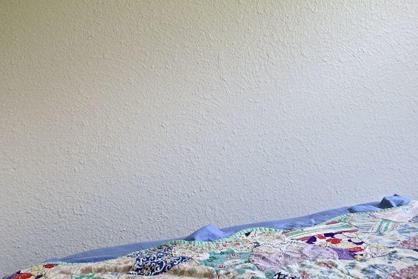 Painted Faux Headboard - 03