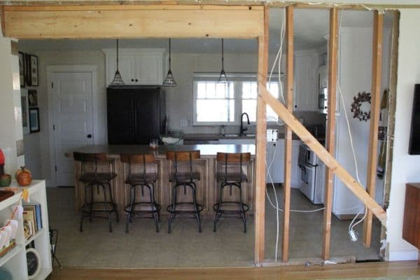 Creating the Open Concept Kitchen-4