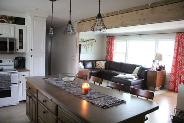 Creating the Open Concept Kitchen-8