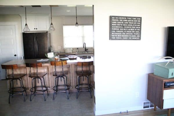 Creating The Open Concept Kitchen
