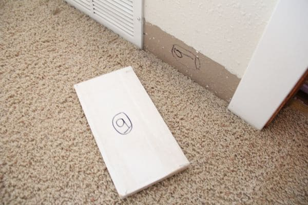 Trick and Tip for laying Laminate Flooring