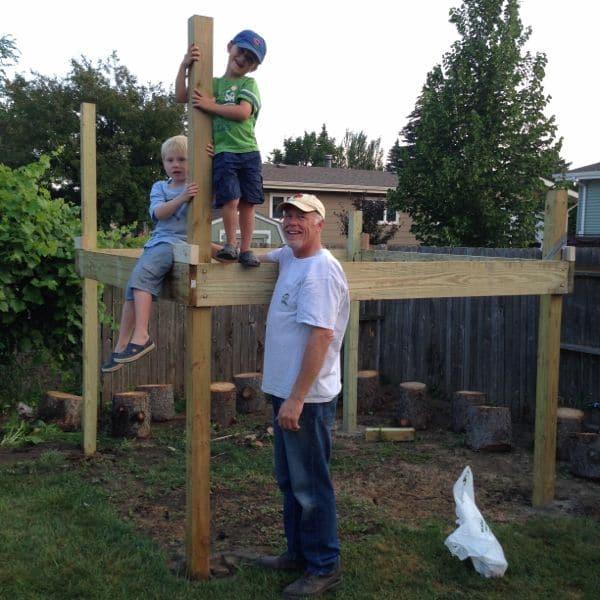 Building a Playfort Base