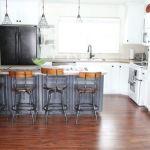 Tuxedo Kitchen Two-Tone Cabinets