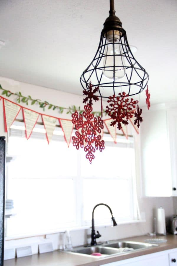 Vintage Modern Christmas Home Tour-19