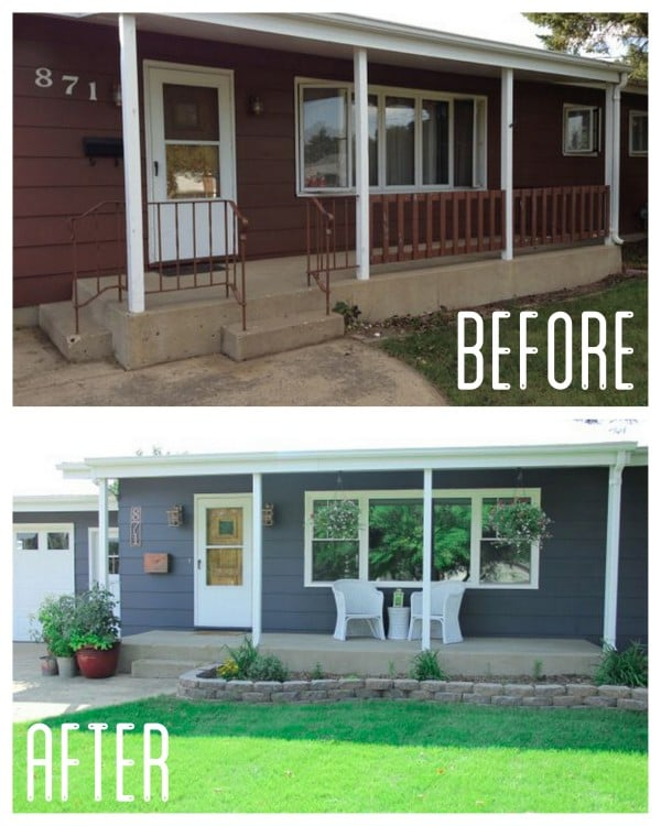 House Paint Transformation