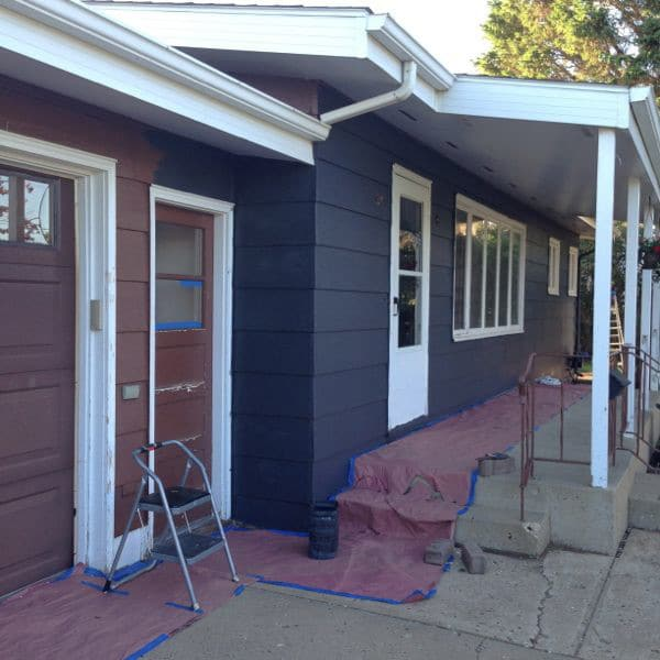 Taping and Prepping for Exterior Paint