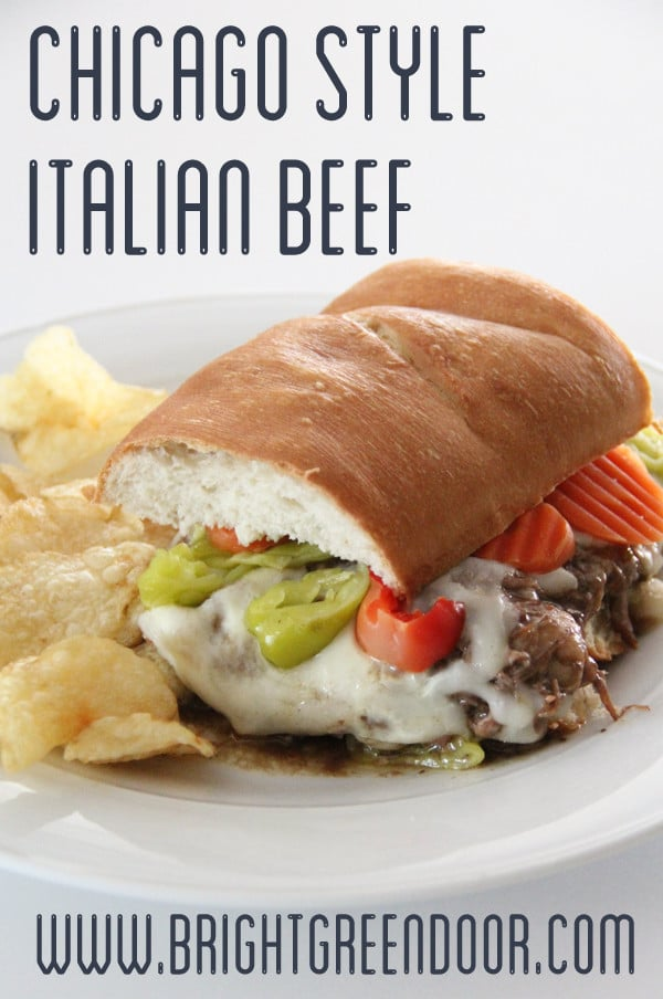 Chicago Style Italian Beef Recipe