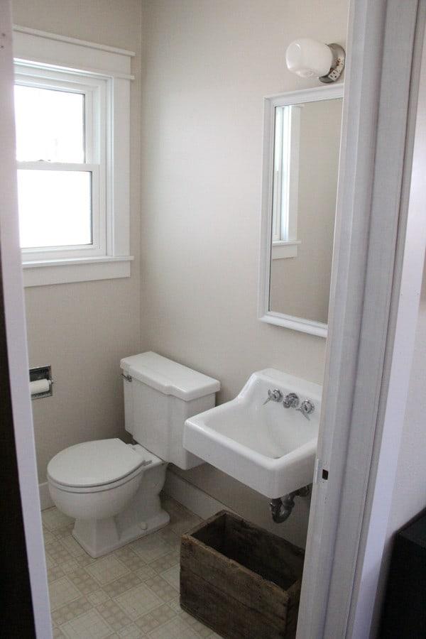 Modern Industrial Bathroom Updates