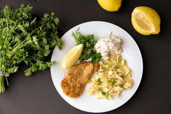 How to make schnitzel at home