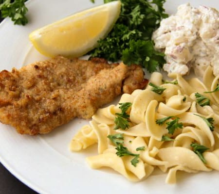 Schnitzel Recipe