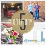Five on Friday BrightGreenDoor