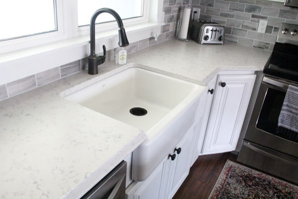 Lyra Silestone With Undermount Sink