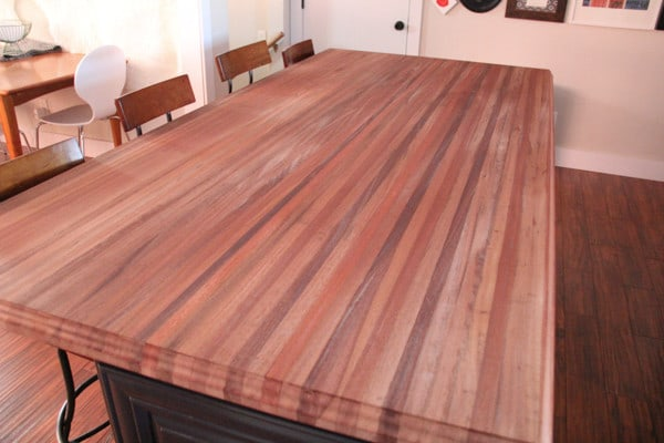 Best Finish For Butcher Block Countertop: Butcher Block Hardwood Countertops