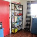 Modern Storage for Kid's Room