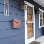 Craftsman Wood Door and Accents