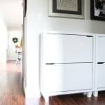 Hall Cabinets for Shoes