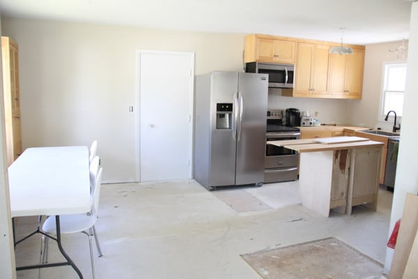 Craigslist Twin Cities >> Our Craigslist Kitchen Cabinets