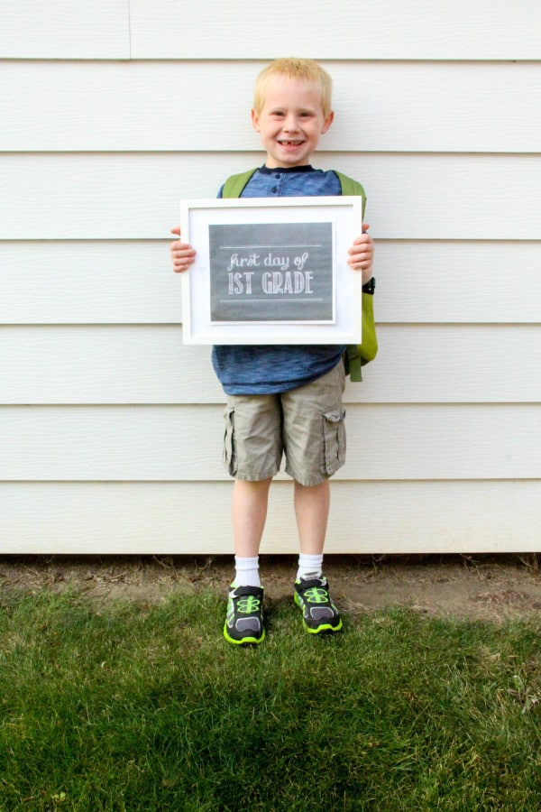 First Day of School-9