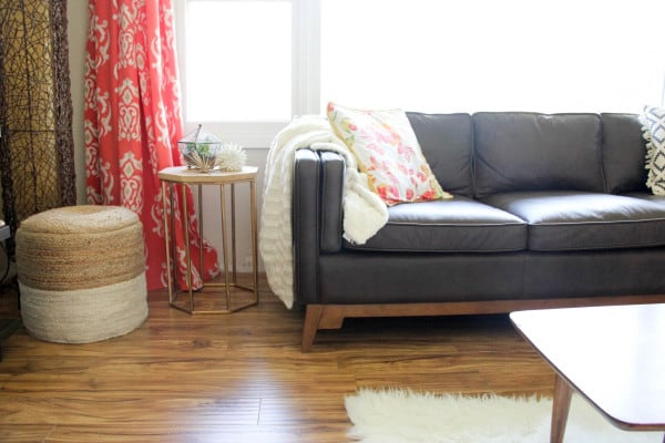 Vintage Mid Century New Couch