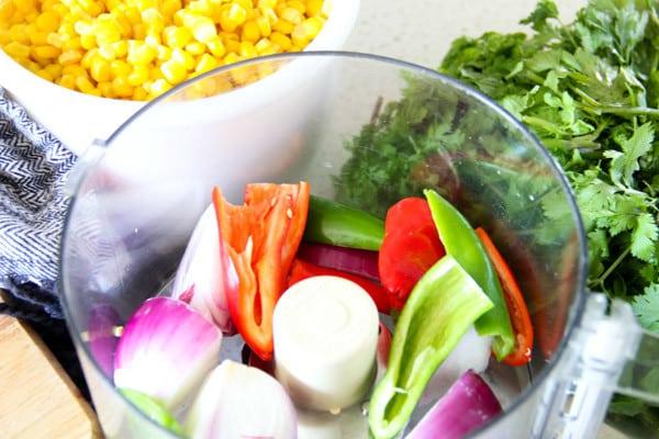 Make Simple Blender Salsa