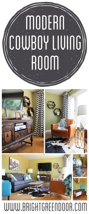 Modern Cowboy Decor Ideas