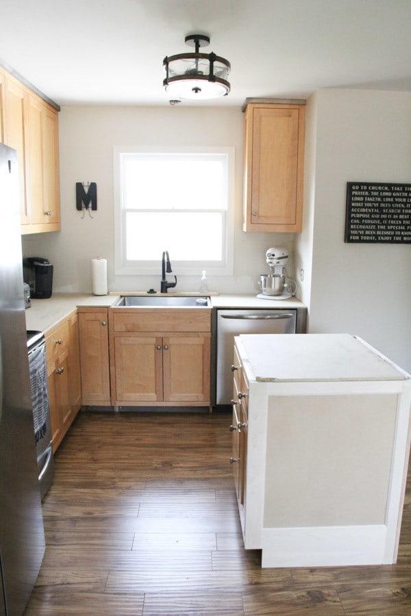Kitchen Cabinet Update-4